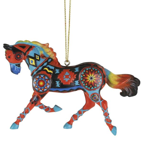 Painted Pony The Eye Dazzler Ornament