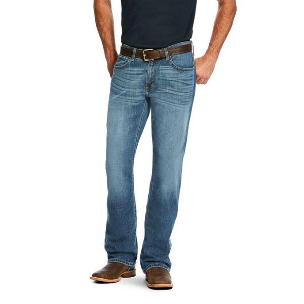 """Ariat Herren Jeans """"M7 Rocker Legacy Stretch Boot Cut"""""""