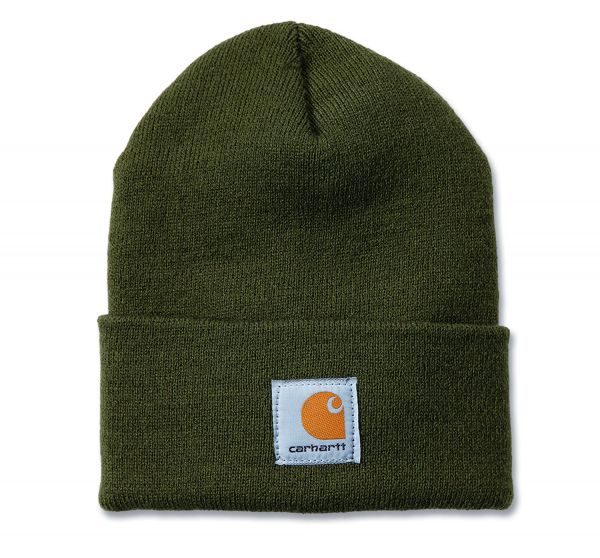 Carhartt Mütze (Watch Hat Army Green)