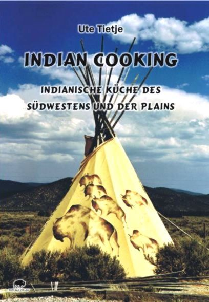 Buch Indian Cooking Ute Tietje