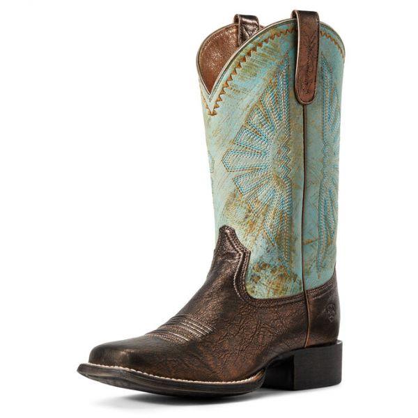 """Ariat Damen Western Boot """"Round Up Rio"""""""