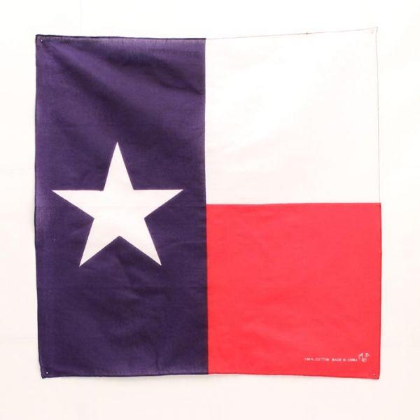 """Bandana """"Texas Flag"""""""