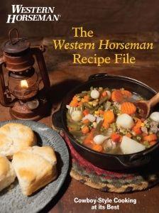 Buch The Western Horseman Recipe File
