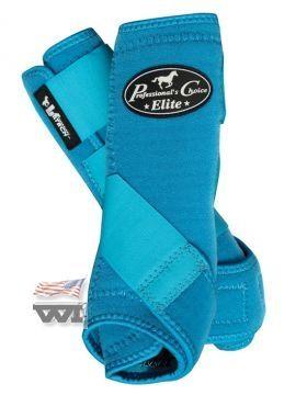 Ventech Elite Boots Pacific Blue