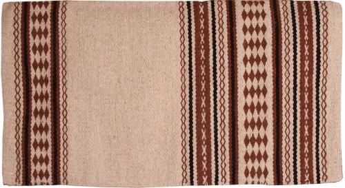 Mustang Durango 100% New Zealand Wool Show Blanket