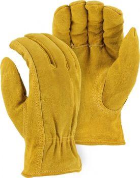 """Handschuhe """"Majestic"""" - Cowhide Split Leather Winter Lined Glove"""
