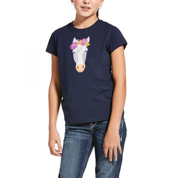"""Ariat Kinder T-Shirt """"Flower Crown"""""""