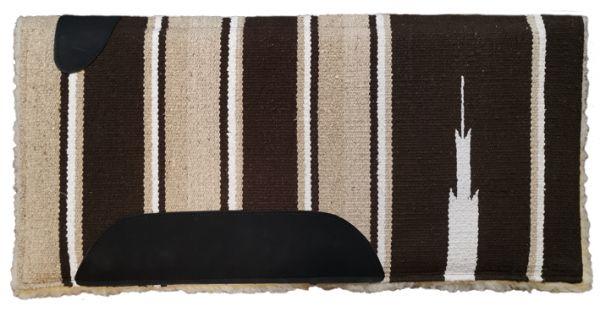 """Circle """"L"""" Navajo Klett Pad 76 x 76 cm (30 x 30"""")"""