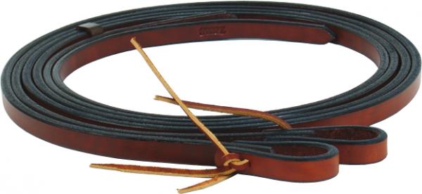 Schutz Brothers Premium Chocolate Harness Zügel