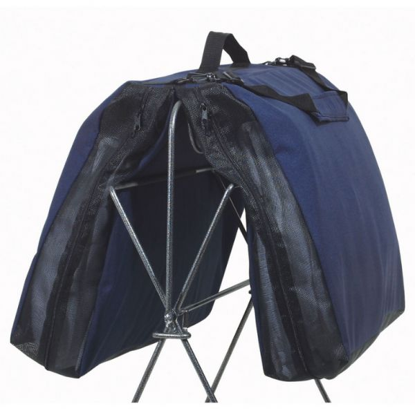 Deluxe Tragetasche English Saddle Pad navy