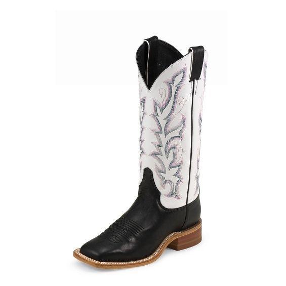 Justin Damen Boot ALBANY BLACK