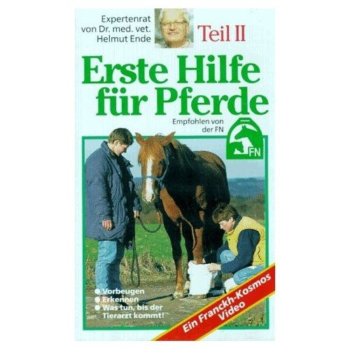 Video Erste Hilfe für Pferde II / Dr. Ende