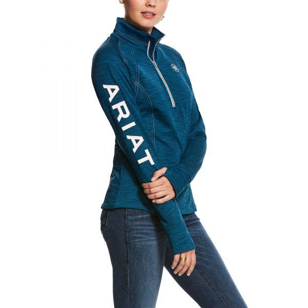 """Ariat Damen Sweatshirt """"TEK Team 1/2 Zip"""""""