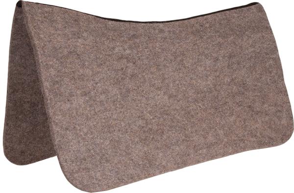 Mustang Pad Contoured Wool