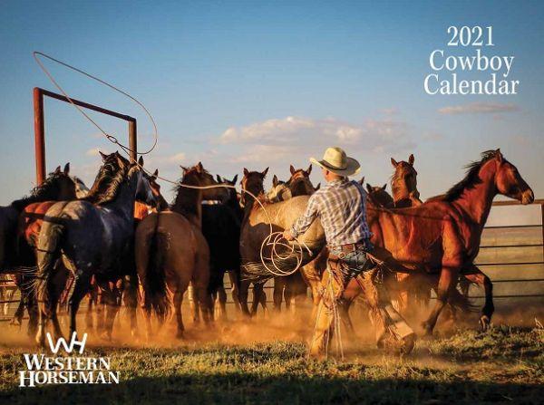 Western Horseman Kalender 2021