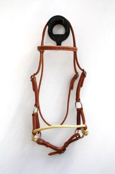 Sidepull Single Rope, Harness Kopfstück