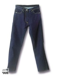 Damen und Herren Jeans Cowboy Classic Blau