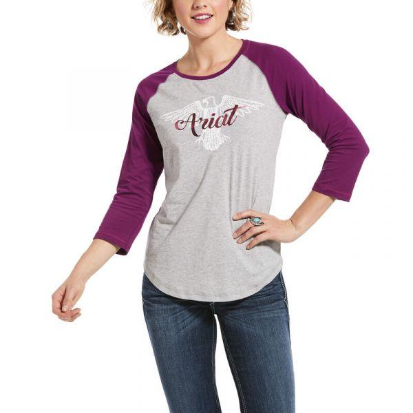 "Ariat Damen T-Shirt ""REAL Eagle Tee"""