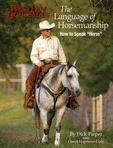Buch The Language of Horsemanchip, By Dick Pieper