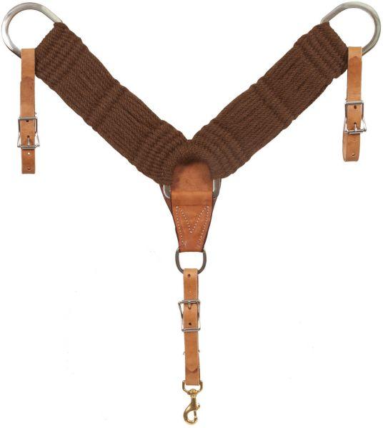 Vorderzeug 100% Alpaca Breast Collar Horse