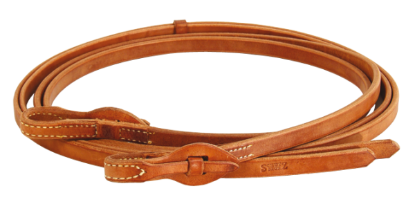 Zügel Harness Leder Quick Change X-Long