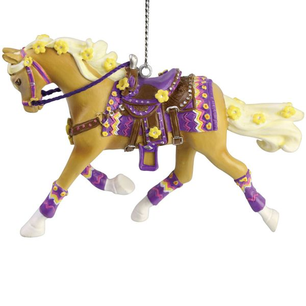 Ornament Painted Ponies Buttercup