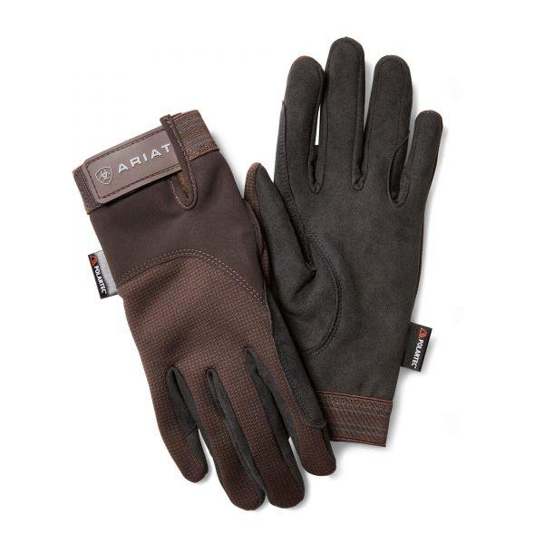 Handschuhe/Insulated Tek Grip Handschuh Braun