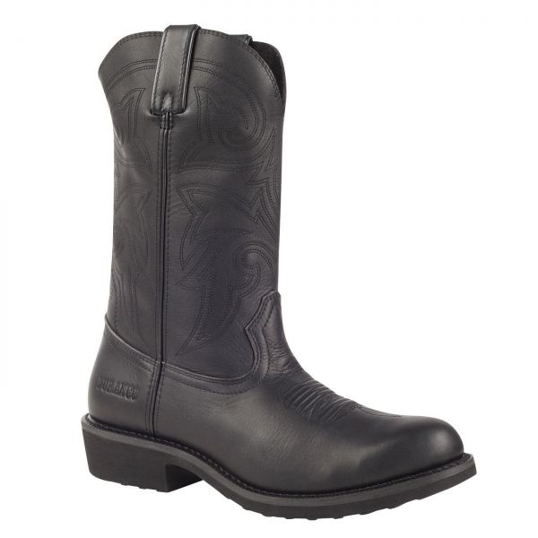 Durango Boots Pull on Black