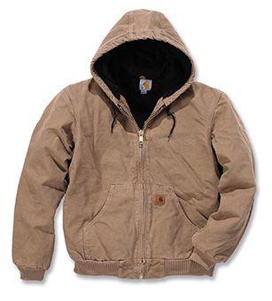 Quilt Flannel Lined Sandstone Active Jacket