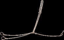 Mustang Martingal /String mit Halstring
