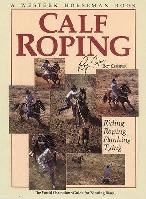 Buch Calf Roping