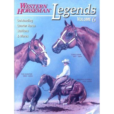 Buch Legends Volume 6