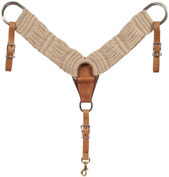 Vorderzeug 100% Mohair Breast Collar Horse