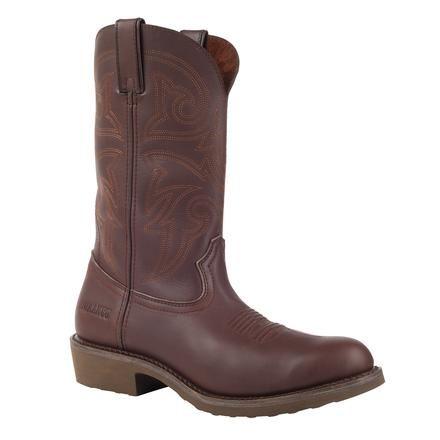 Durango Farm 'N' Ranch Brown Western Boot